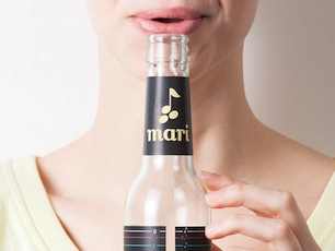 Mari, the musical bottle