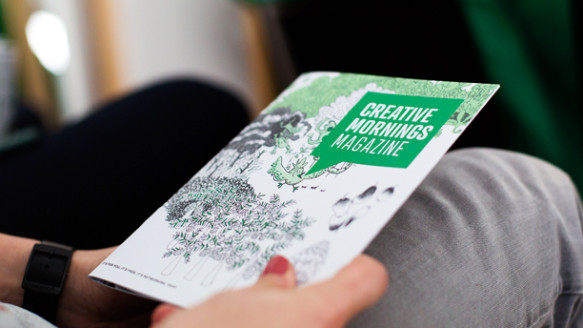 Creative Mornings Magazine